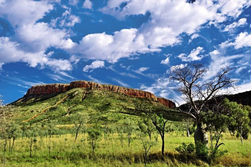 El Questro Wilderness Park Landschaft