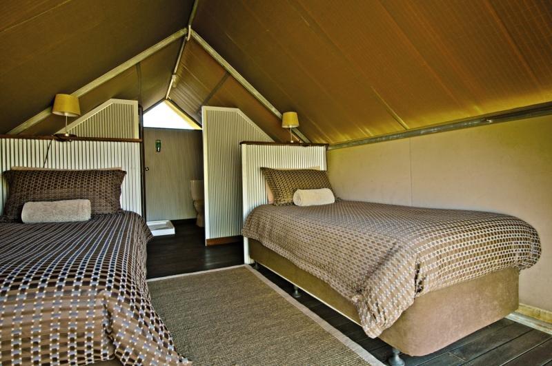 Bell Gorge Wilderness Lodge Wohnbeispiel