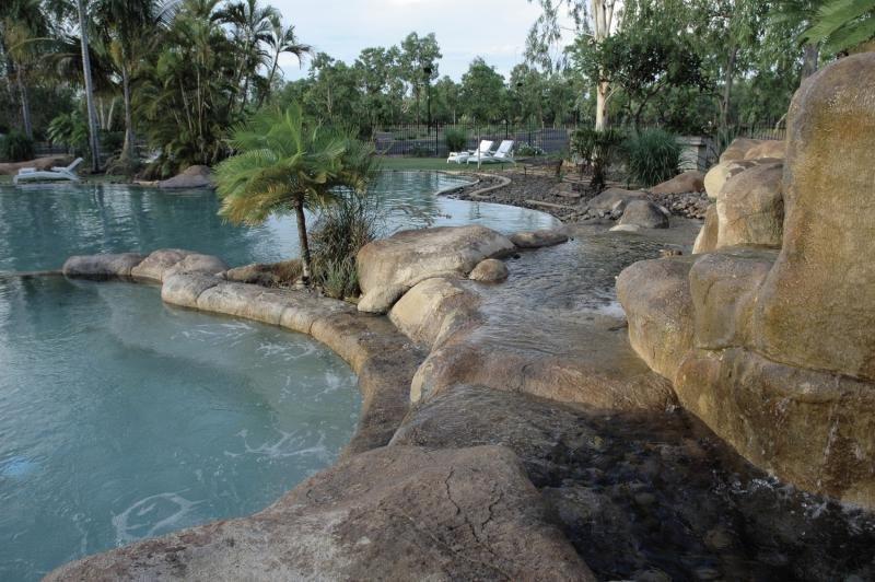 Cooinda Lodge Kakadu Landschaft