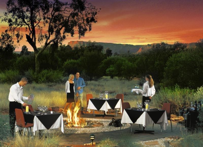 Kings Canyon Resort Restaurant