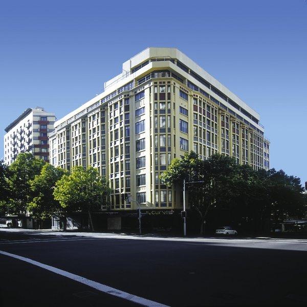 Vibe Hotel Sydney Außenaufnahme