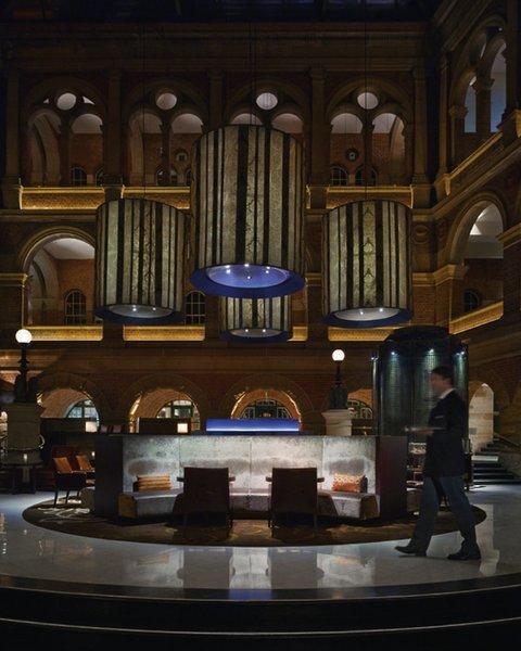 Intercontinental Sydney Lounge/Empfang
