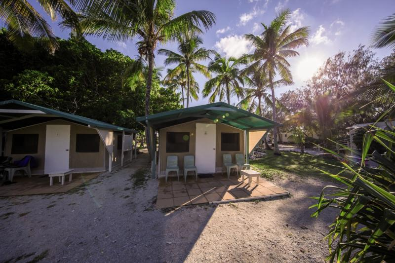 Lady Elliot Island Eco Resort Außenaufnahme