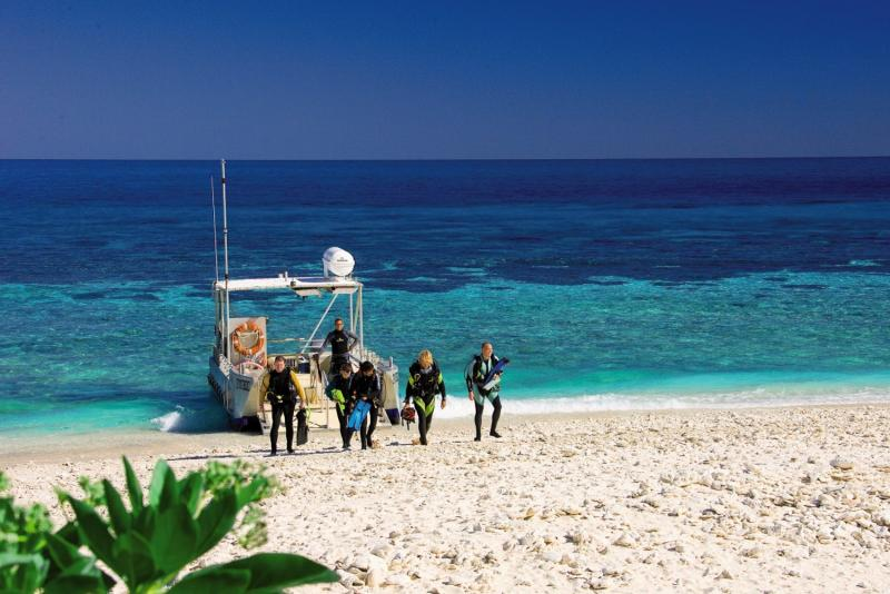Lady Elliot Island Eco Resort Strand