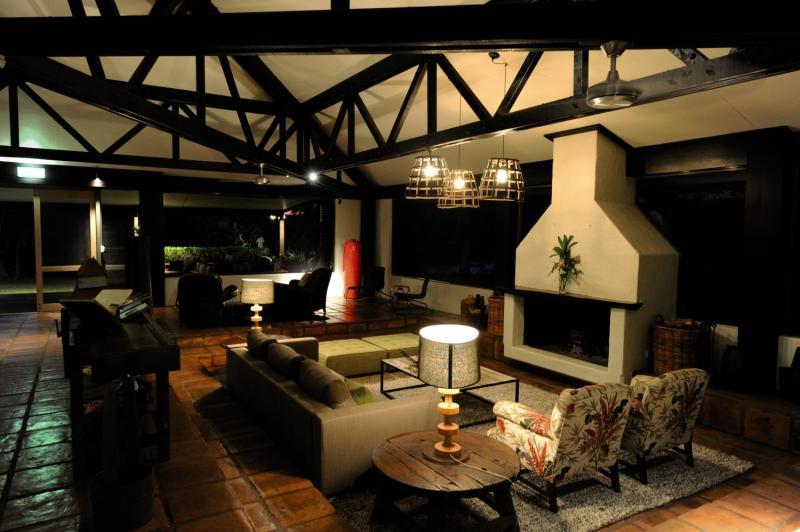 El Questro Wilderness Park Lounge/Empfang