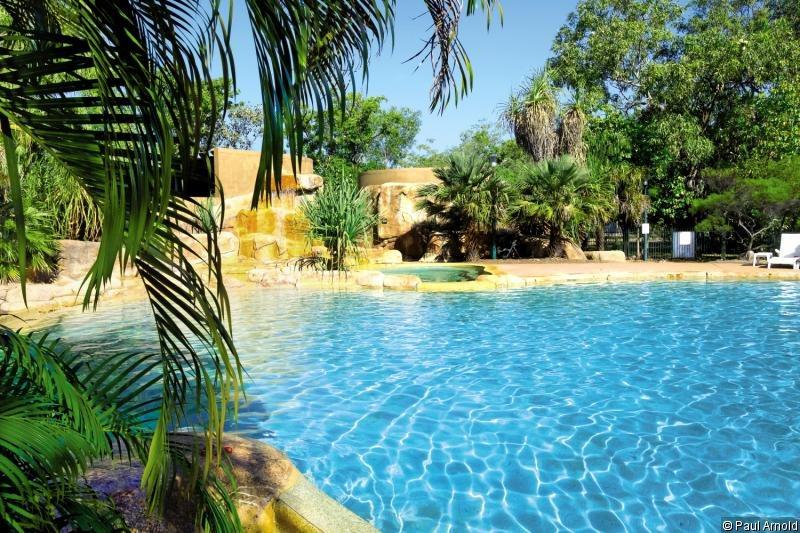 Cooinda Lodge Kakadu Pool