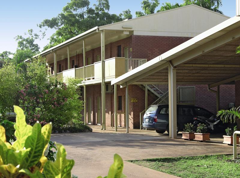 Batchelor Resort - Litchfield Motel Außenaufnahme