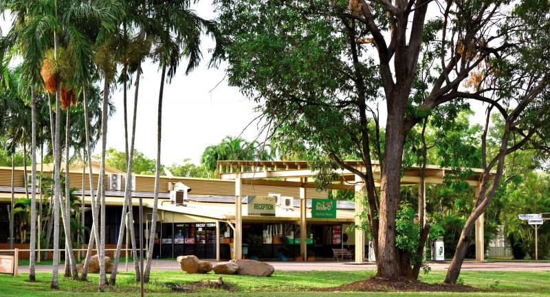 Batchelor Resort - Litchfield Motel Garten