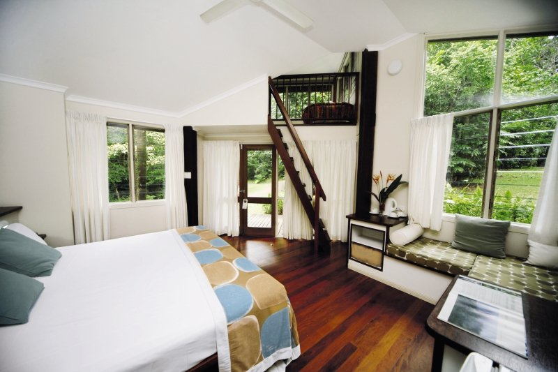 Ferntree Rainforest Lodge Wohnbeispiel