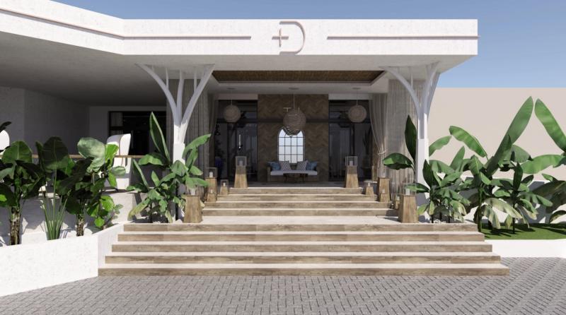 Design Plus Seya Beach  Außenaufnahme