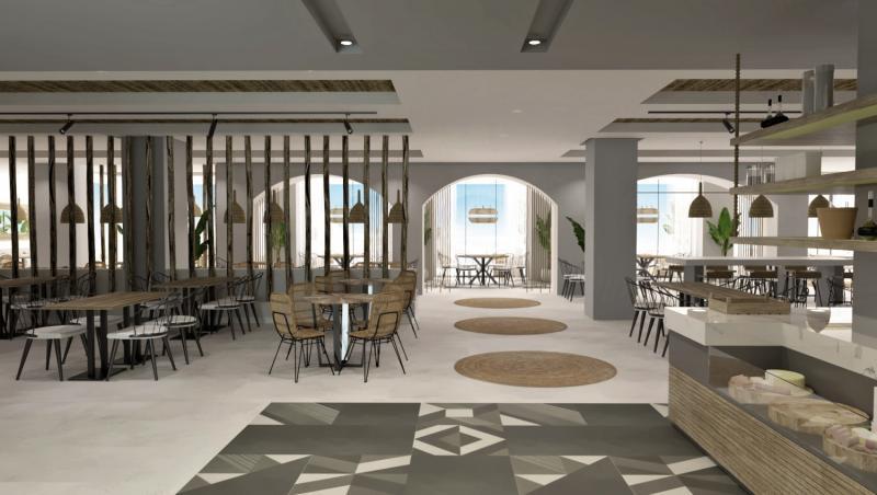 Design Plus Seya Beach  Lounge/Empfang
