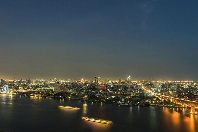 AVANI+ Riverside Bangkok Hotel Terrasse