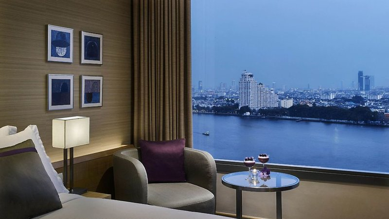 AVANI+ Riverside Bangkok Hotel Wohnbeispiel