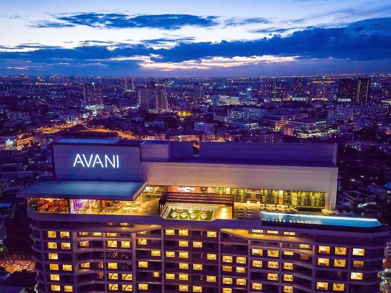 AVANI+ Riverside Bangkok Hotel Außenaufnahme