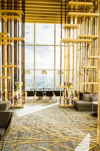 AVANI+ Riverside Bangkok Hotel Lounge/Empfang