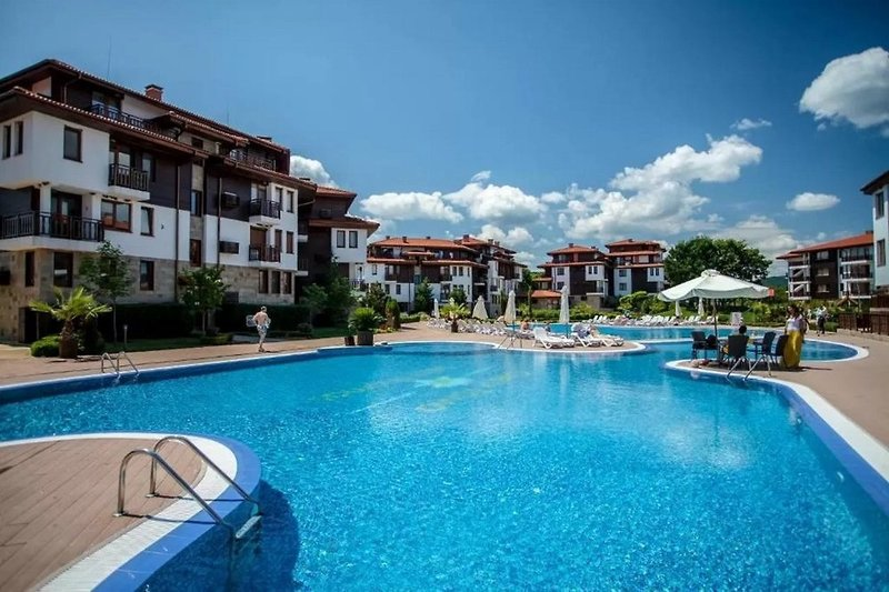 Saint Thomas Holiday Village Pool