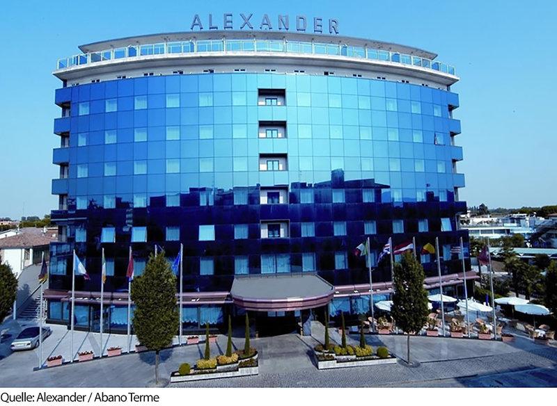 Alexander Palace Außenaufnahme