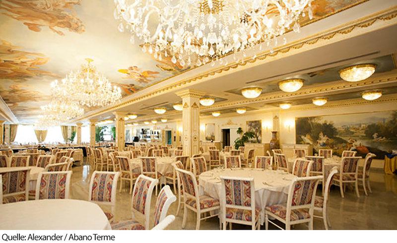 Alexander Palace Lounge/Empfang