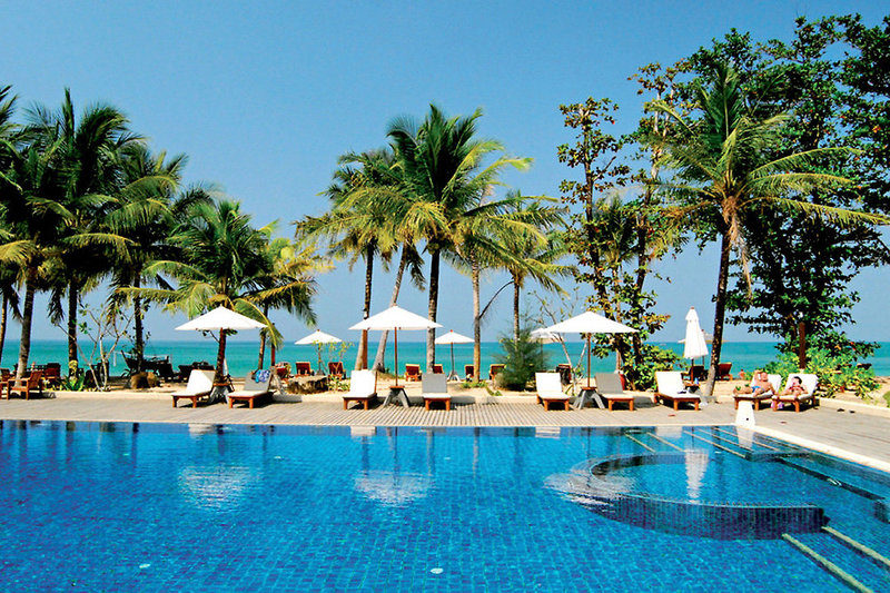 Khao Lak Paradise Resort Pool