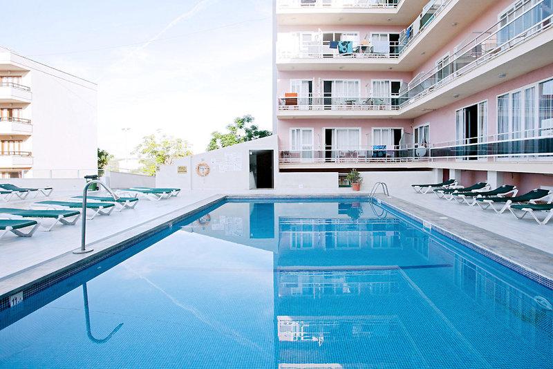 Playa Mar Hotel & Appartments - Hotel Pool