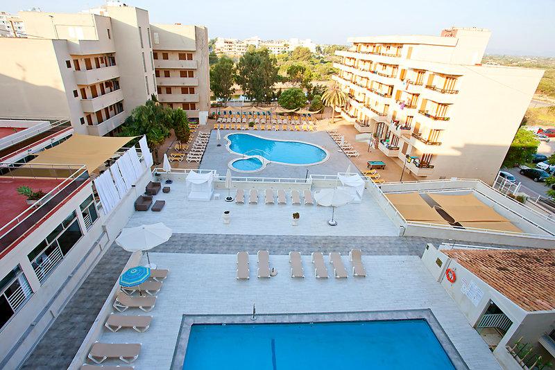 Playa Mar Hotel & Appartments - Hotel Außenaufnahme