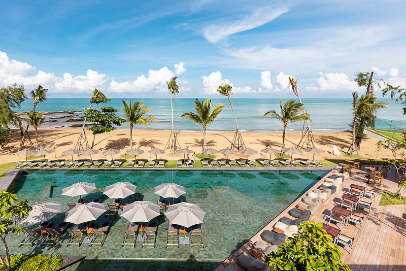 La Vela by La Flora Khao Lak Pool