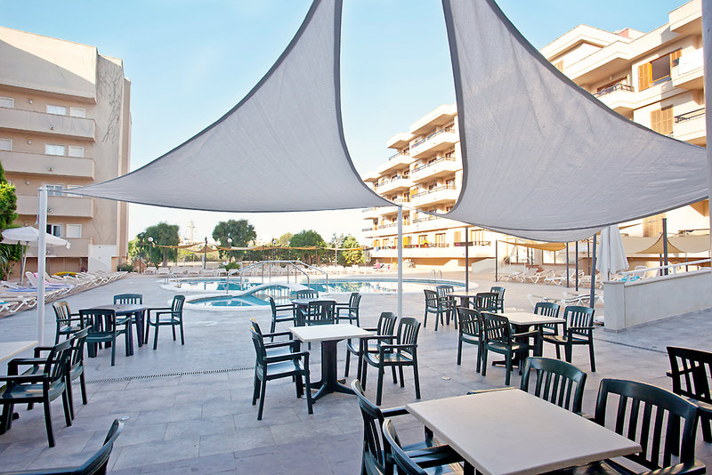 Playa Mar Hotel & Appartments - Hotel Terrasse