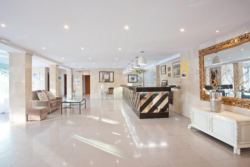 Playa Mar Hotel & Appartments - Hotel Lounge/Empfang