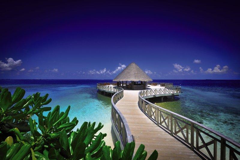 Bandos Maldives Bar