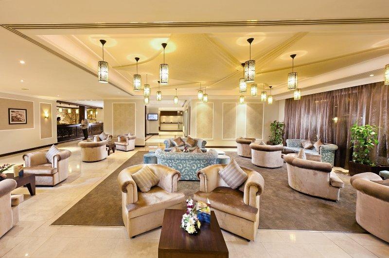 Al Falaj Lounge/Empfang