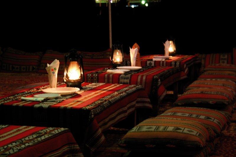 Sama Al Wasil Camp Restaurant