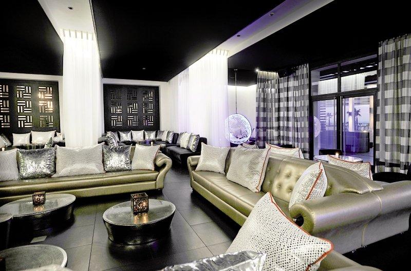 Sofitel Agadir Thalassa sea & spa Hotel Lounge/Empfang