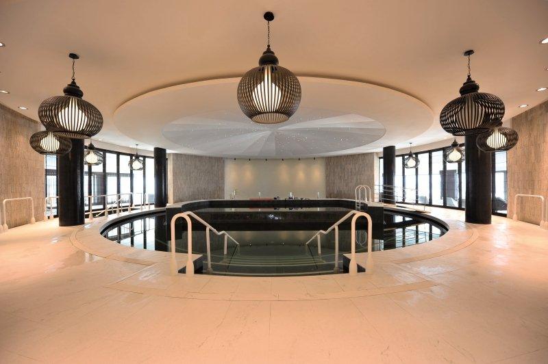 Sofitel Agadir Thalassa sea & spa Hotel Hallenbad
