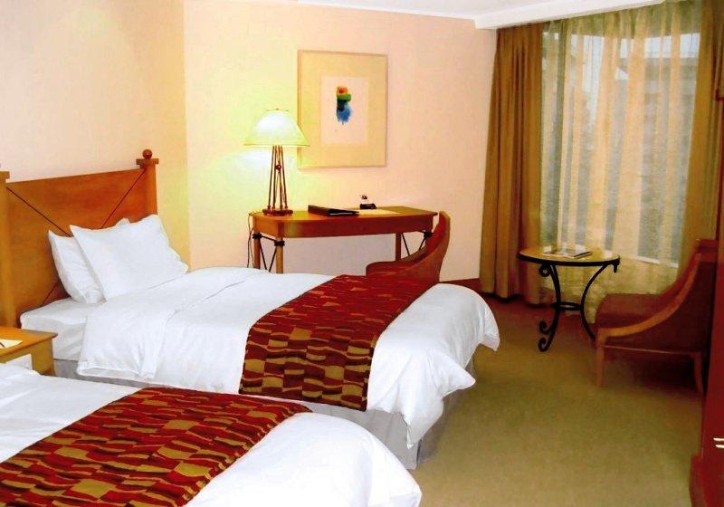 The Heritage Hotel Manila Wohnbeispiel
