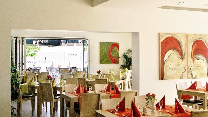 Strandhotel Dranske Restaurant