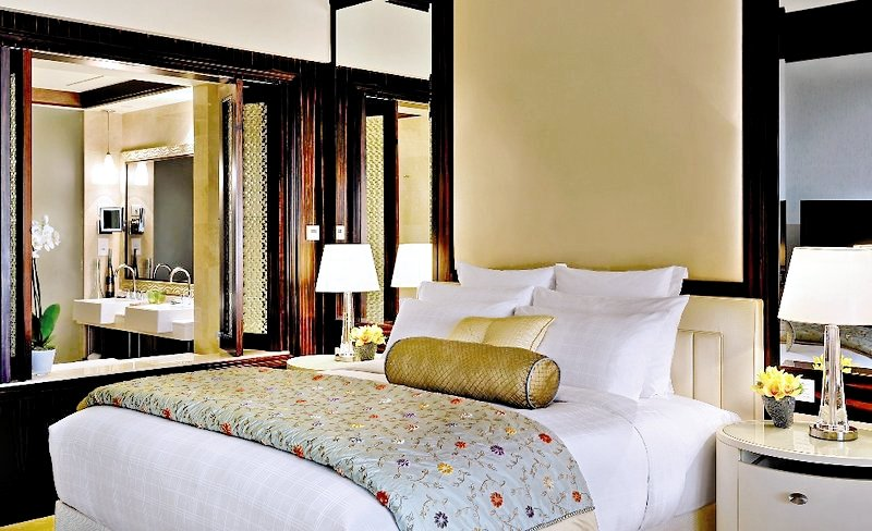 The Ritz-Carlton Abu Dhabi, Grand Canal Wohnbeispiel