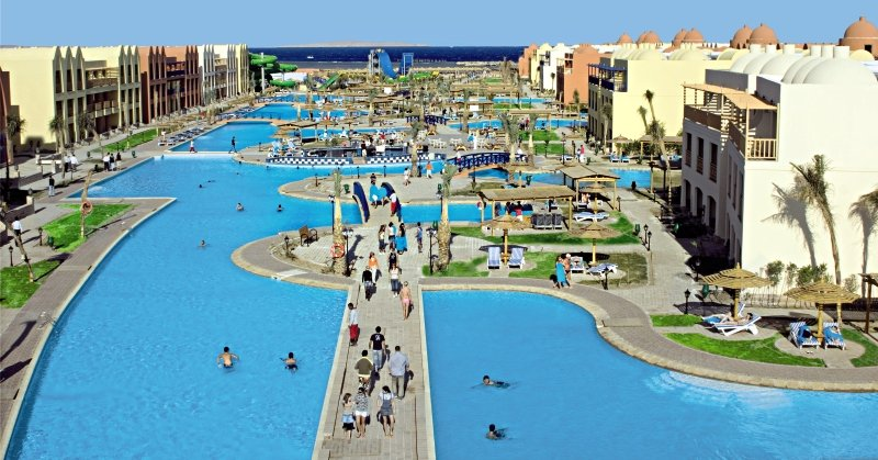 Titanic Beach Spa & Aqua Park Pool