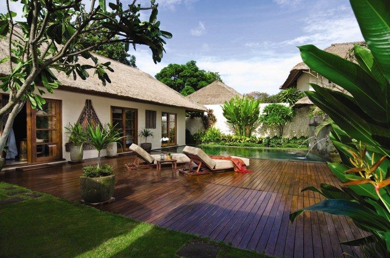 Belmond Jimbaran Puri Bali Terrasse
