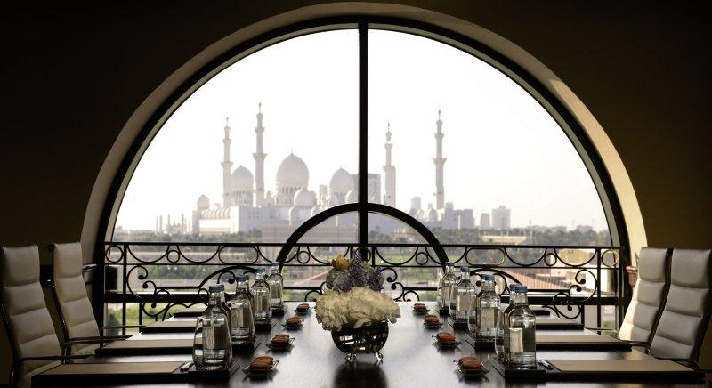 The Ritz-Carlton Abu Dhabi, Grand Canal Konferenzraum
