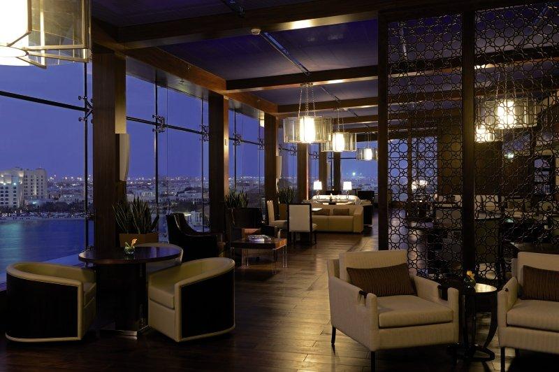 The Ritz-Carlton Abu Dhabi, Grand Canal Lounge/Empfang
