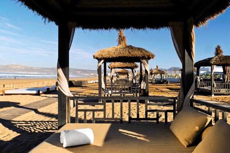 Sofitel Agadir Thalassa sea & spa Hotel Strand