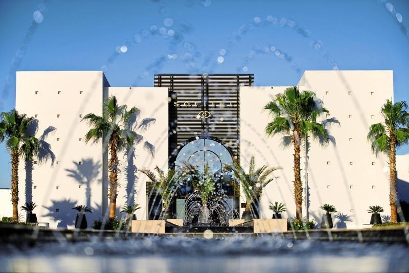 Sofitel Agadir Thalassa sea & spa Hotel Außenaufnahme