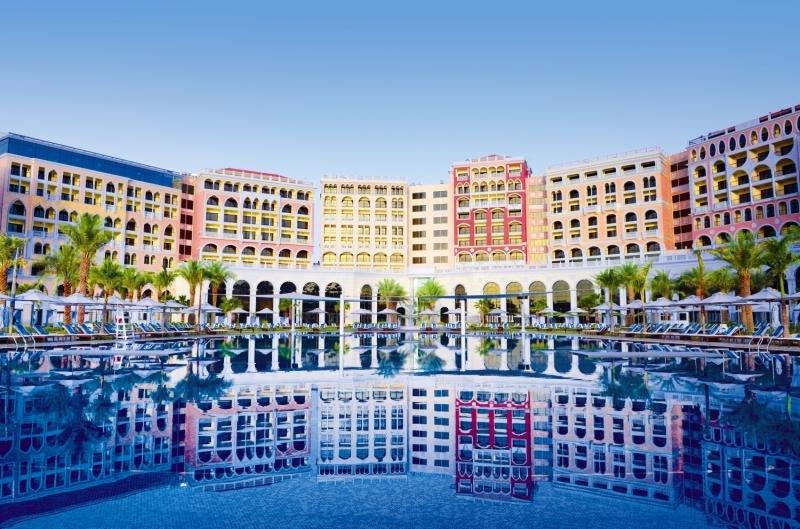 The Ritz-Carlton Abu Dhabi, Grand Canal Außenaufnahme