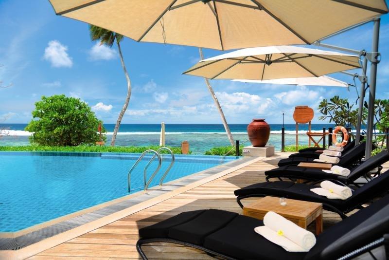 DoubleTree Resort & Spa by Hilton Seychelles - Allamanda Pool