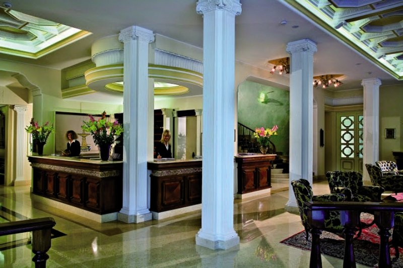 Palace Meggiorato Lounge/Empfang