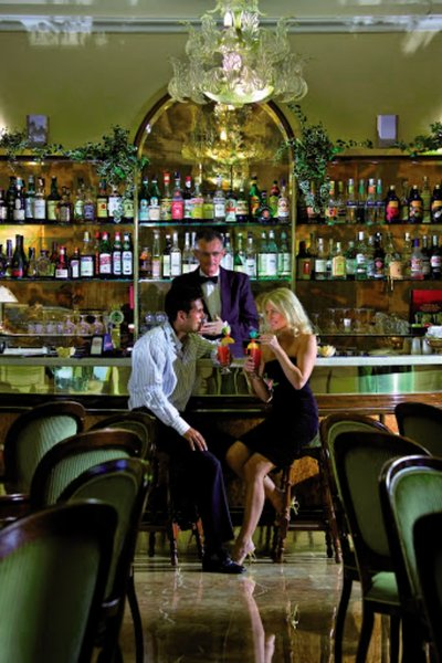Palace Meggiorato Bar