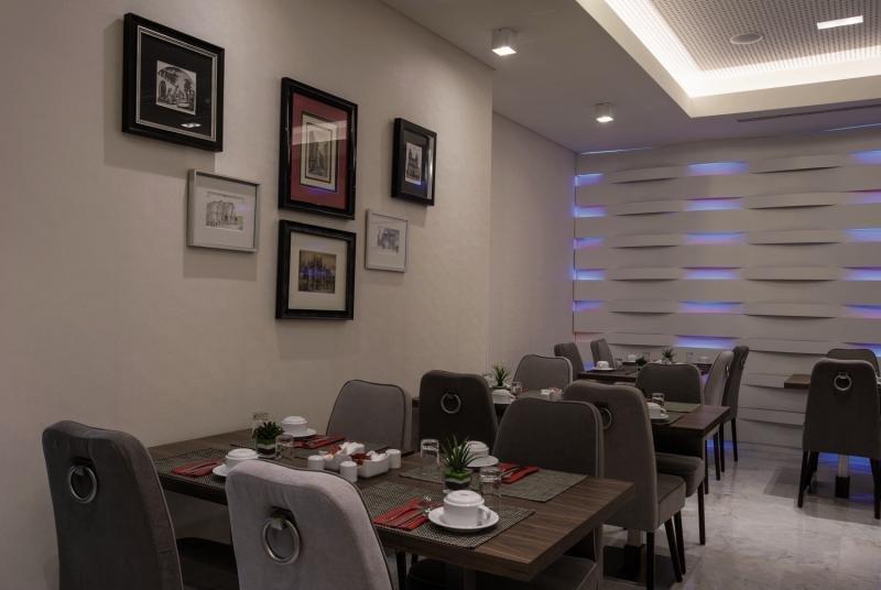The 7 Hotel Restaurant