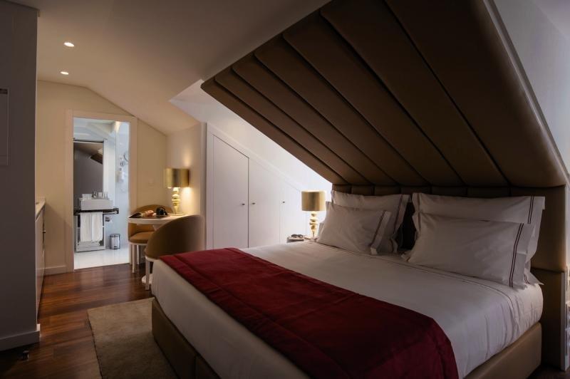 The 7 Hotel Wohnbeispiel