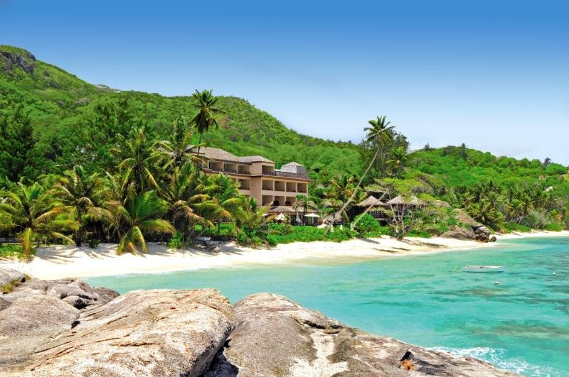 DoubleTree Resort & Spa by Hilton Seychelles - Allamanda Außenaufnahme