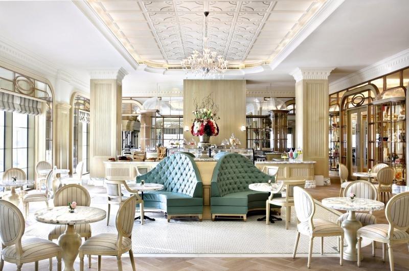 Habtoor Palace, LXR Hotels & Resorts  Lounge/Empfang
